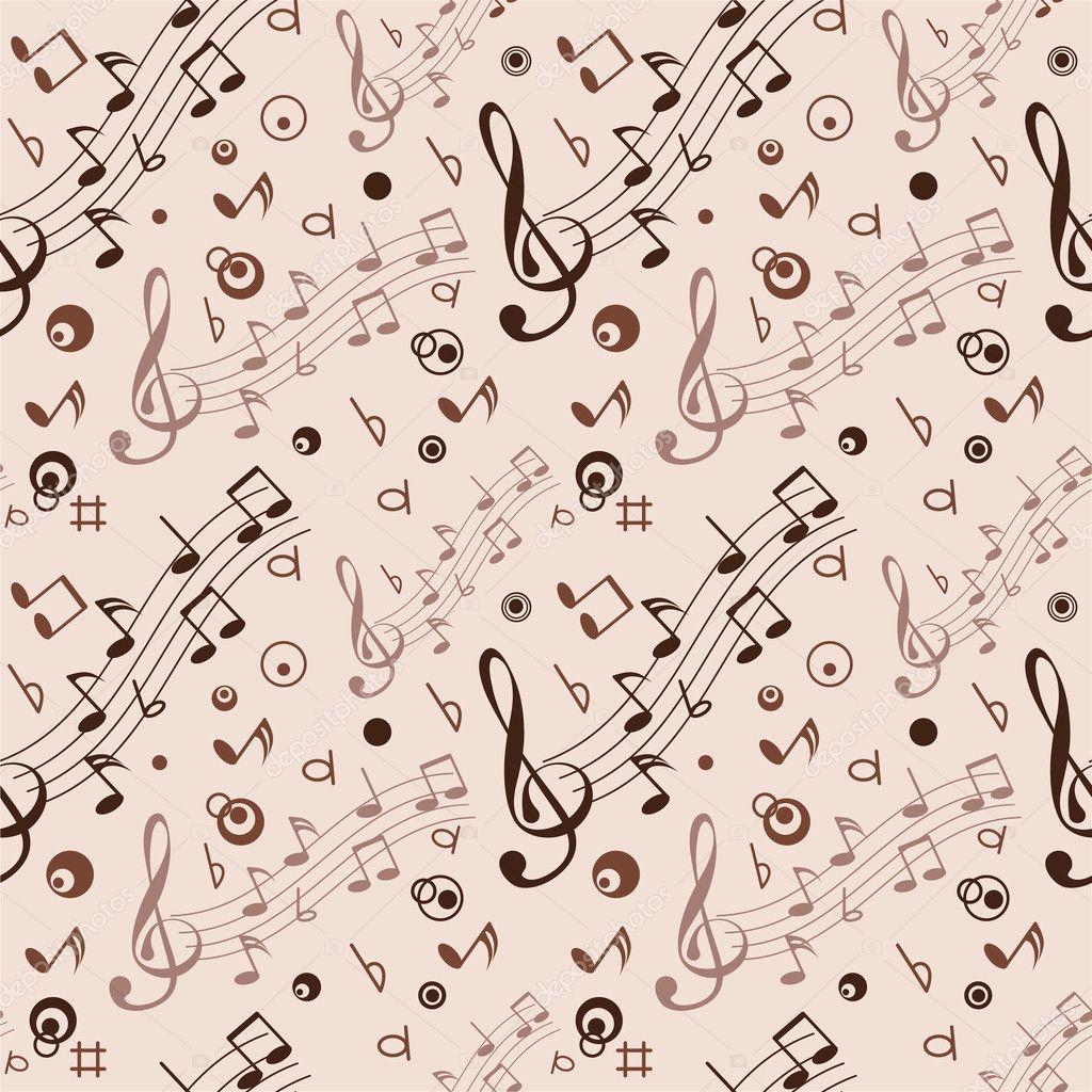 Transparente Con Algunas Notas Musicales En Fondo Claro Music Notes Art Cardmaking And Papercraft Printable Scrapbook Paper