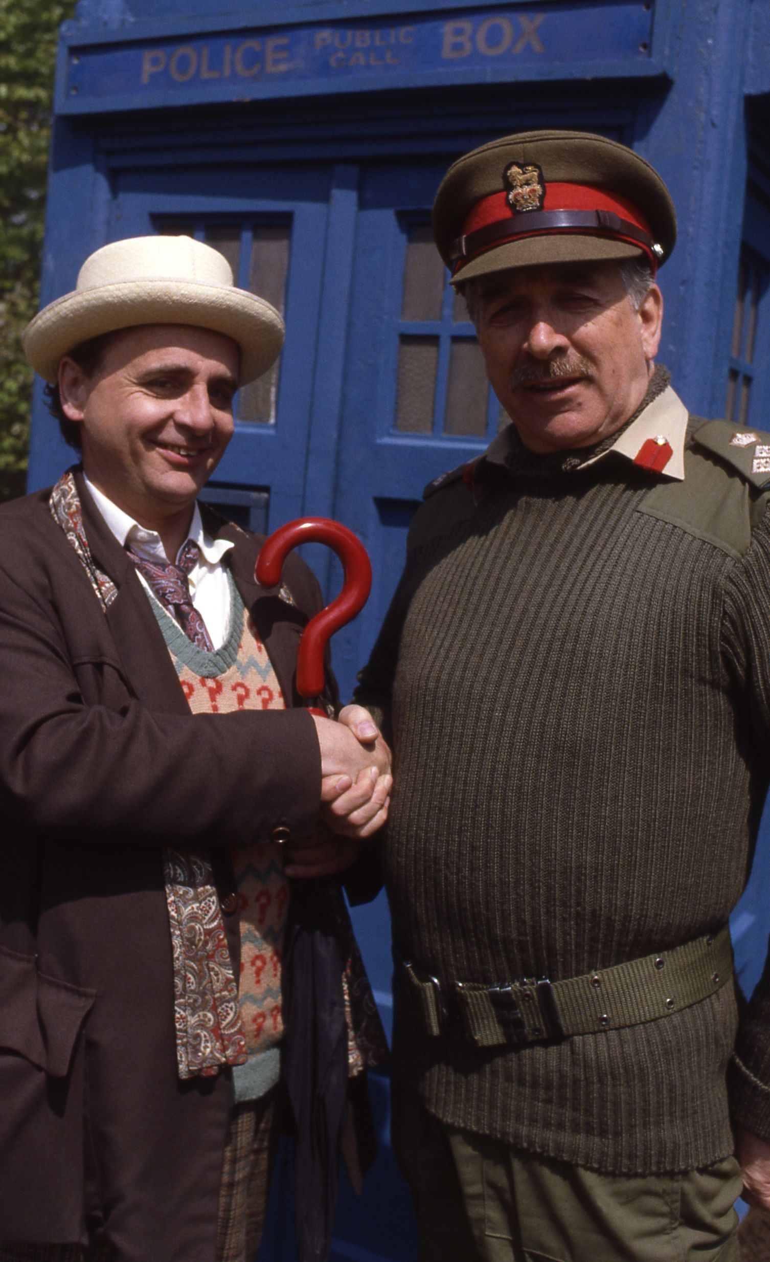 Discussion on this topic: Joan Davis, sylvester-mccoy-born-1943/