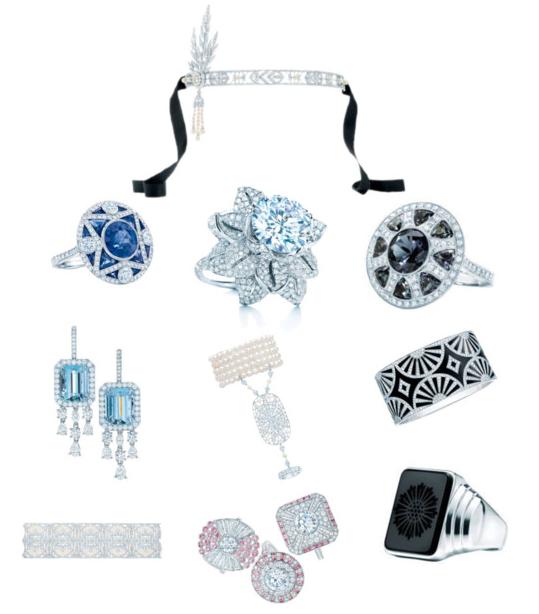 Fashion Beauty Inc: Fashion & Beauty Inc: Glitter Like A Luxe Flapper Of The