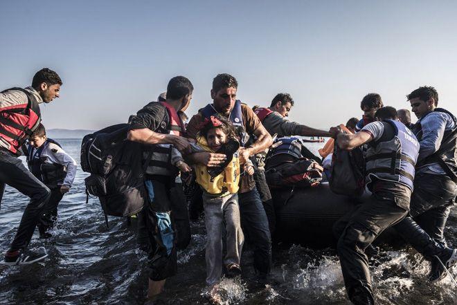 ΣΥΡΙΖΑ Πιερίας: «Στο προσφυγικό μέτωπο πολεμάμε όλοι μαζί»