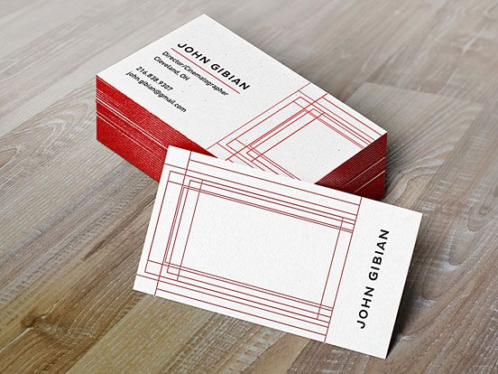 Filmmaker business card business cards pinterest business filmmaker business card colourmoves