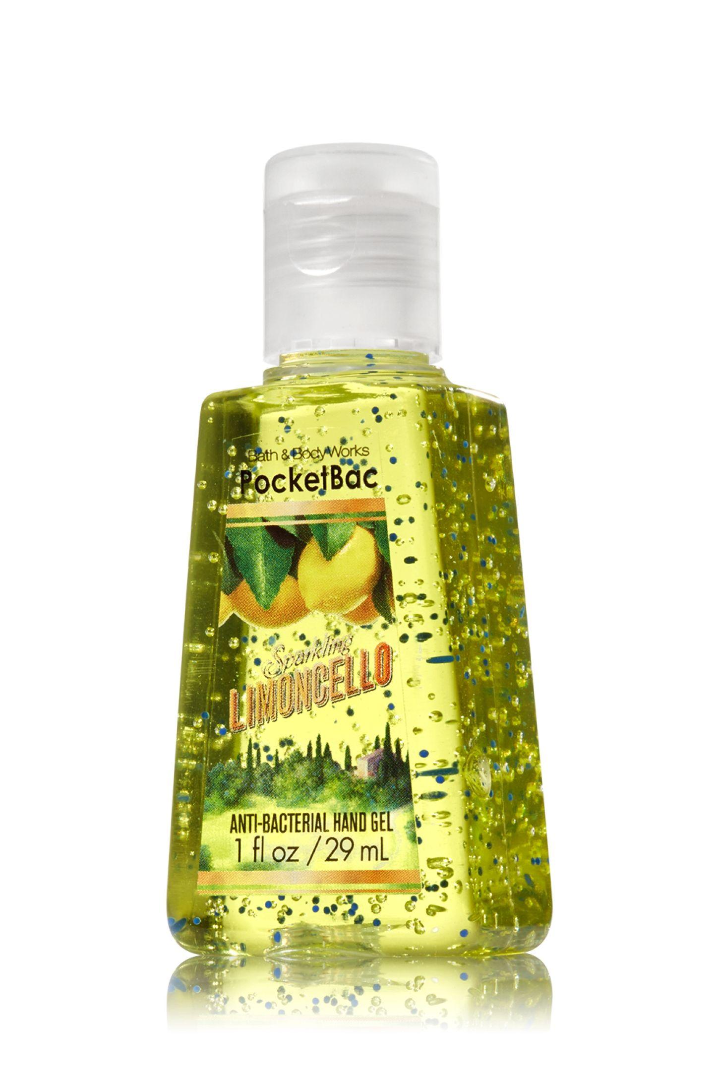Limoncello Bath Body Works Pocketbac Sanitizing Hand Gel An