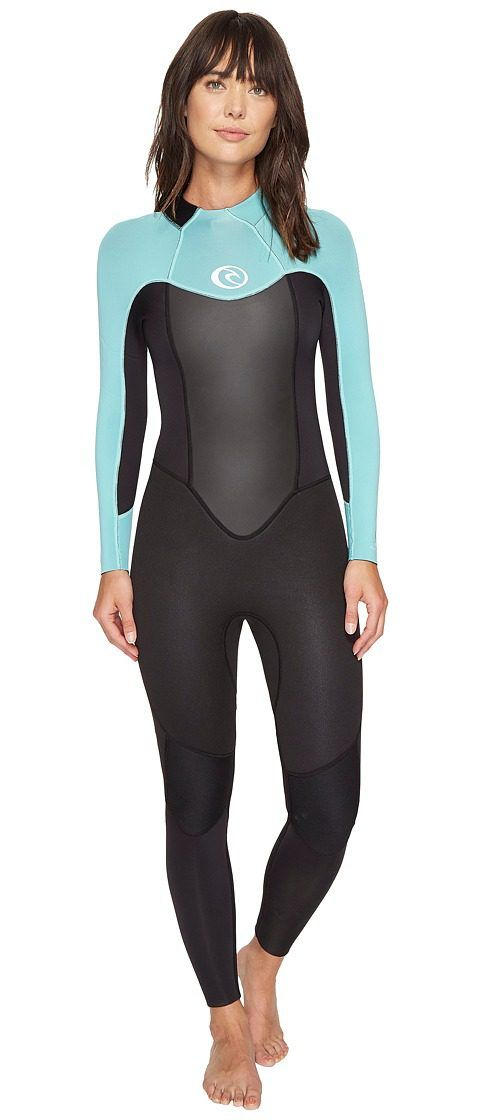 3de4686dea Rip Curl Omega 3/2 Full Suit (Turquoise) Women's Wetsuits One Piece ...