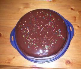Spanische Vanille Torte
