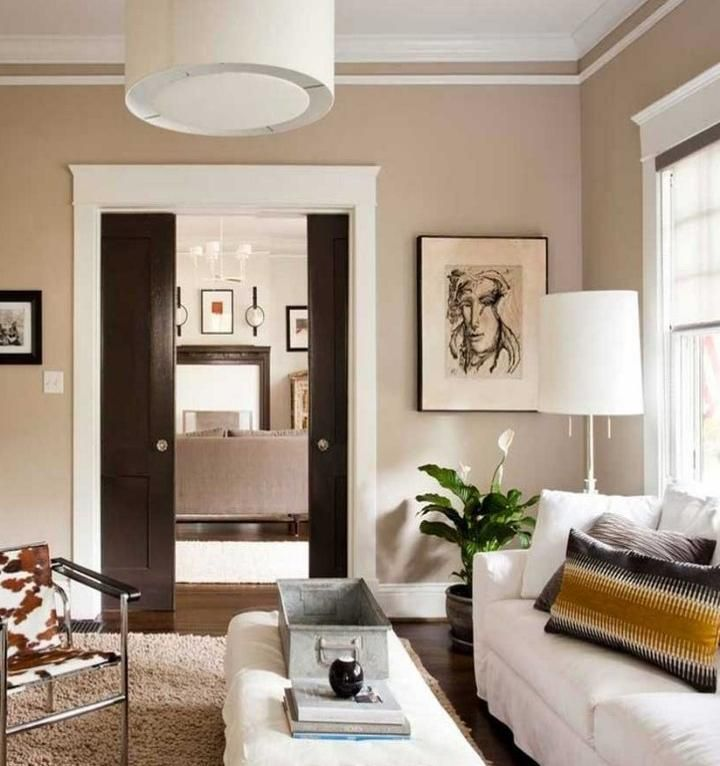 Living Room Colors Behr creamy mushroom ppu5-13behr | home thingz in 2018 | pinterest