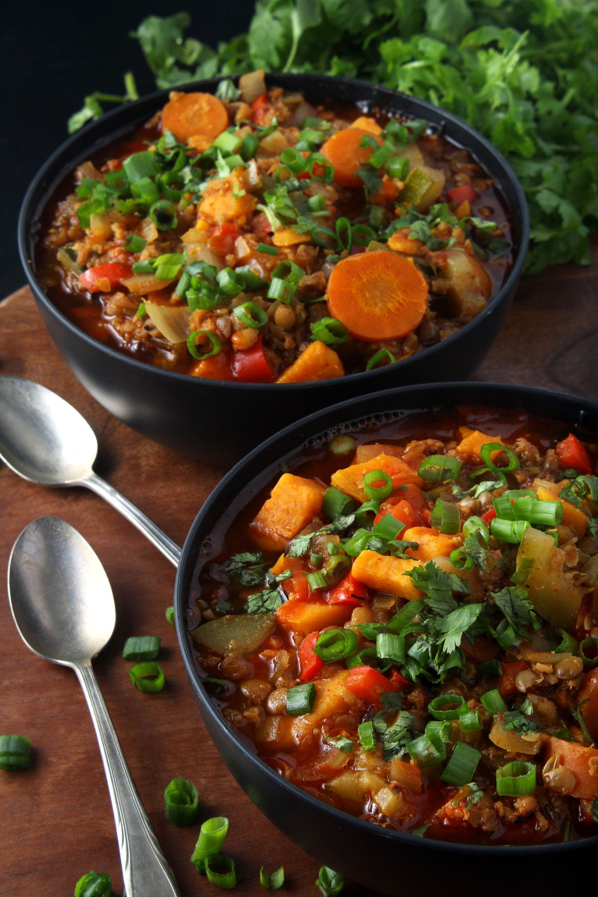 Forget The Apocalypse With This Easy Vegan Chili Recipe Recipe Chili Recipes Vegan Chili Recipes
