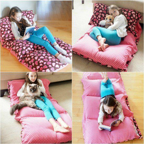 Giant diy floor pillows floor pillows pillows and awesome things solutioingenieria Choice Image