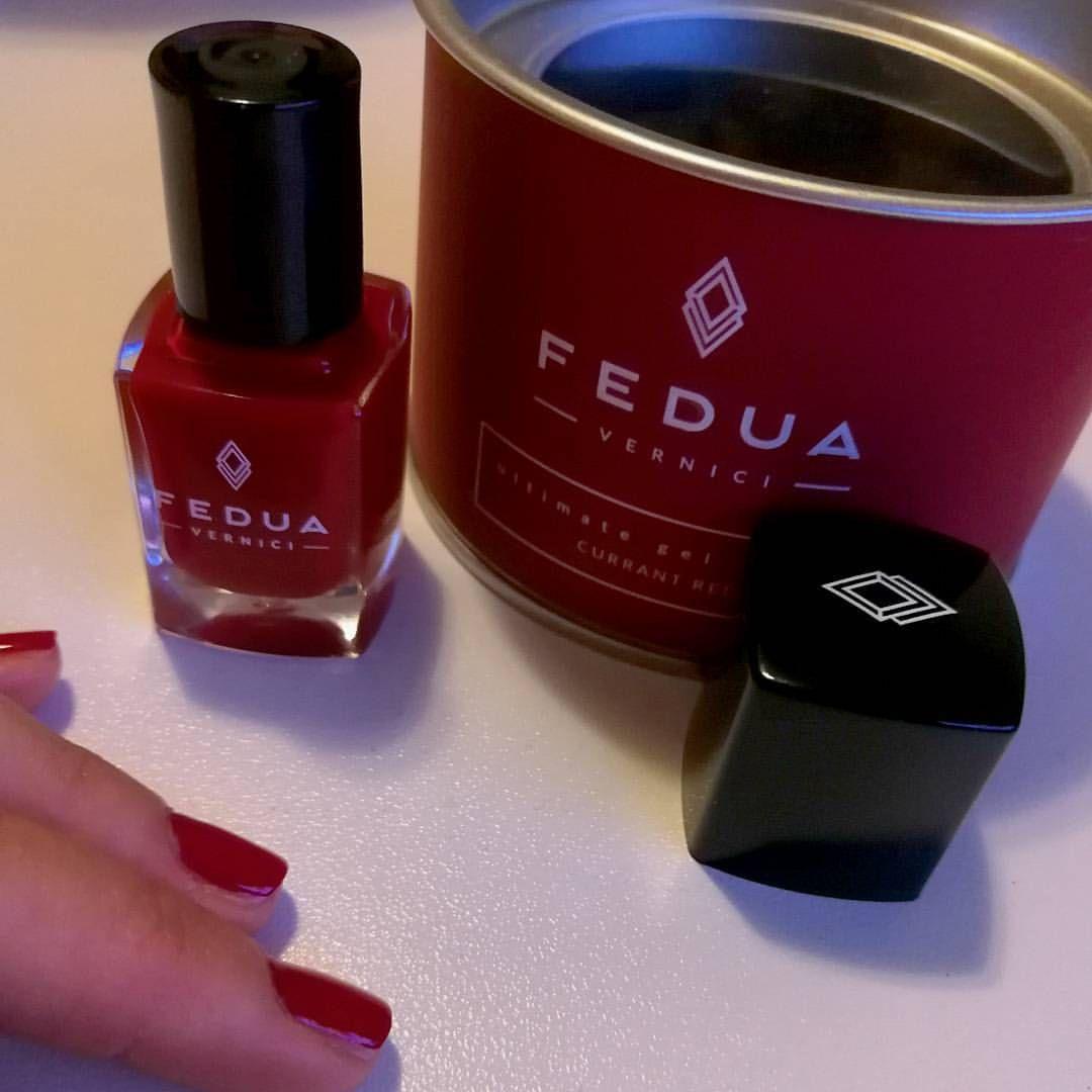 Fedua Currant Red Nail Polish Nails Interesting Things