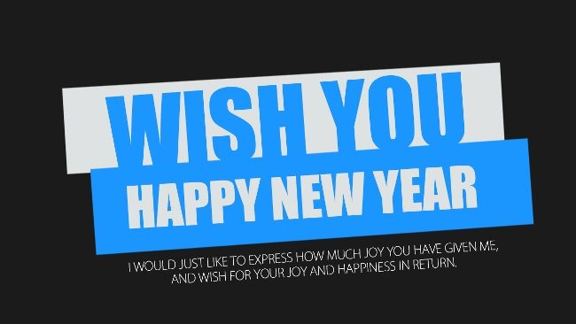 Happy New Year 2018 Wishes For Best Friend