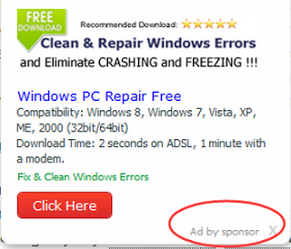 Computer Issues Center: Remove Ads by Sponsor - Step by Step Guides