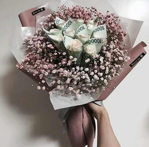 Pin Oleh Sianti Ni Ketut Di Flower Buket Bunga Kreatif Ide Hadiah