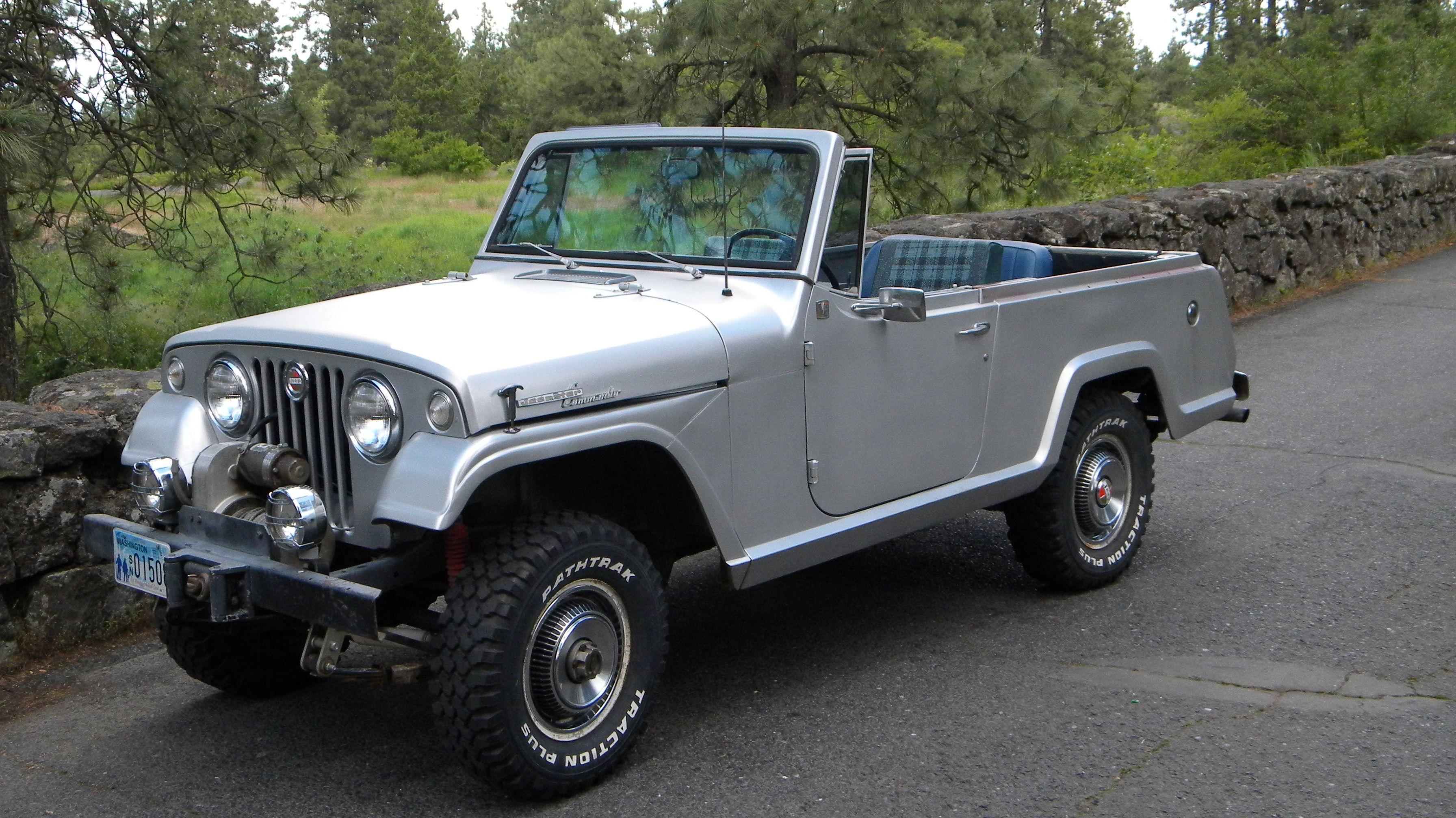 Jeep Commando Vehicle   JPthingToo 1968 Jeep Commando ...