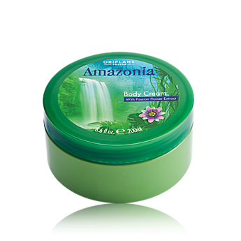 Oriflame Sweden Oriflame Cosmetics Uk Usa Body Cream Flower Extract Passion Flower