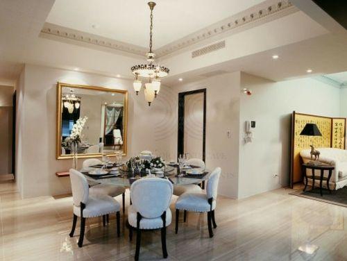 Orientalische Esszimmer Interieurs   #Esszimmer