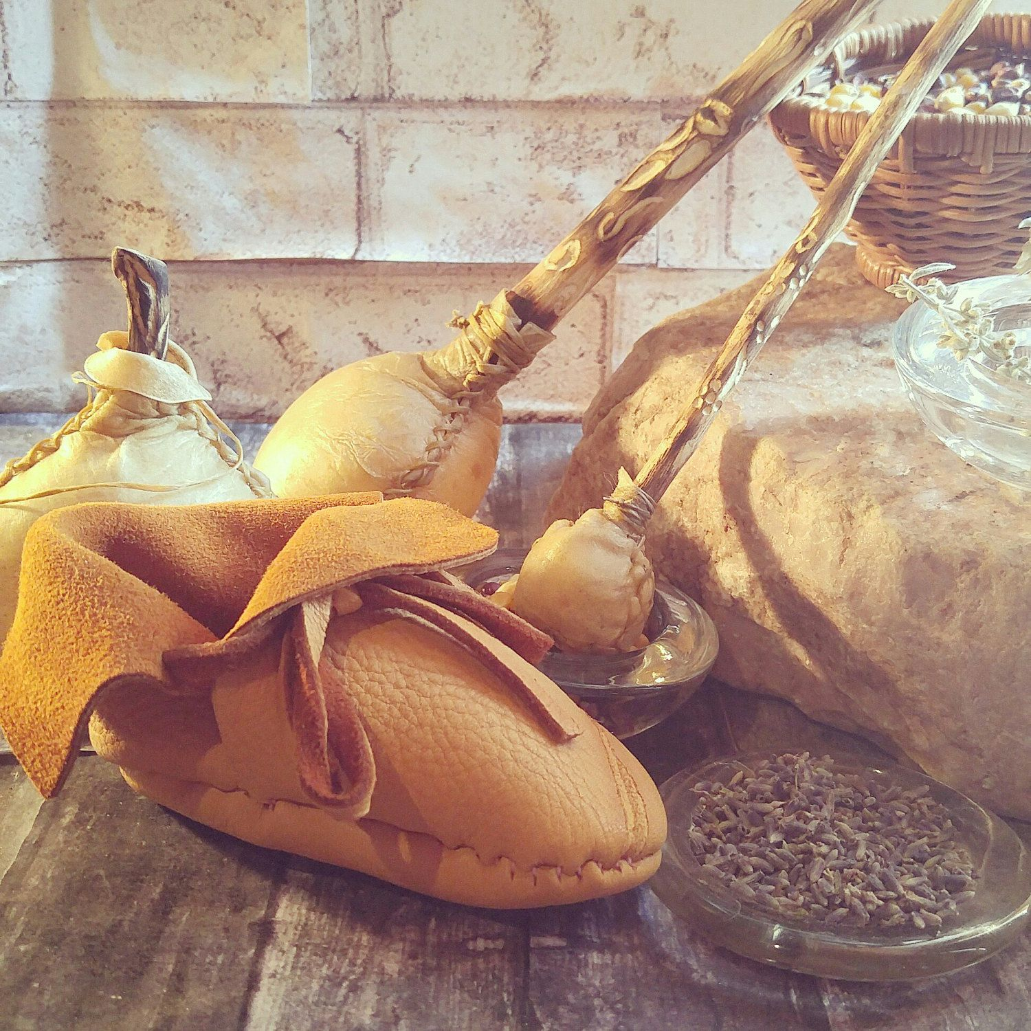 Coming soon, shaman rattles, medicine bags, fertility seed bags, baby rattles, and baby moccasins!