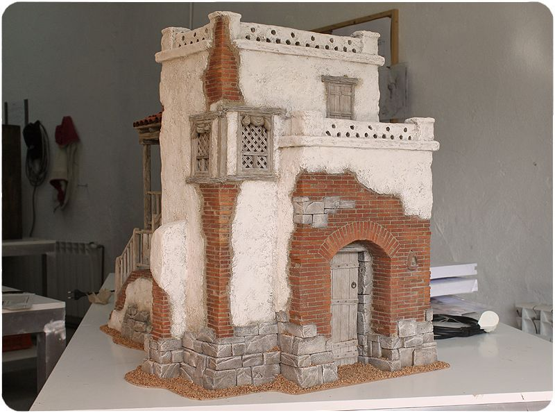 Escenograf as para el bel n escenograf a para el belen for Foro casas de madera