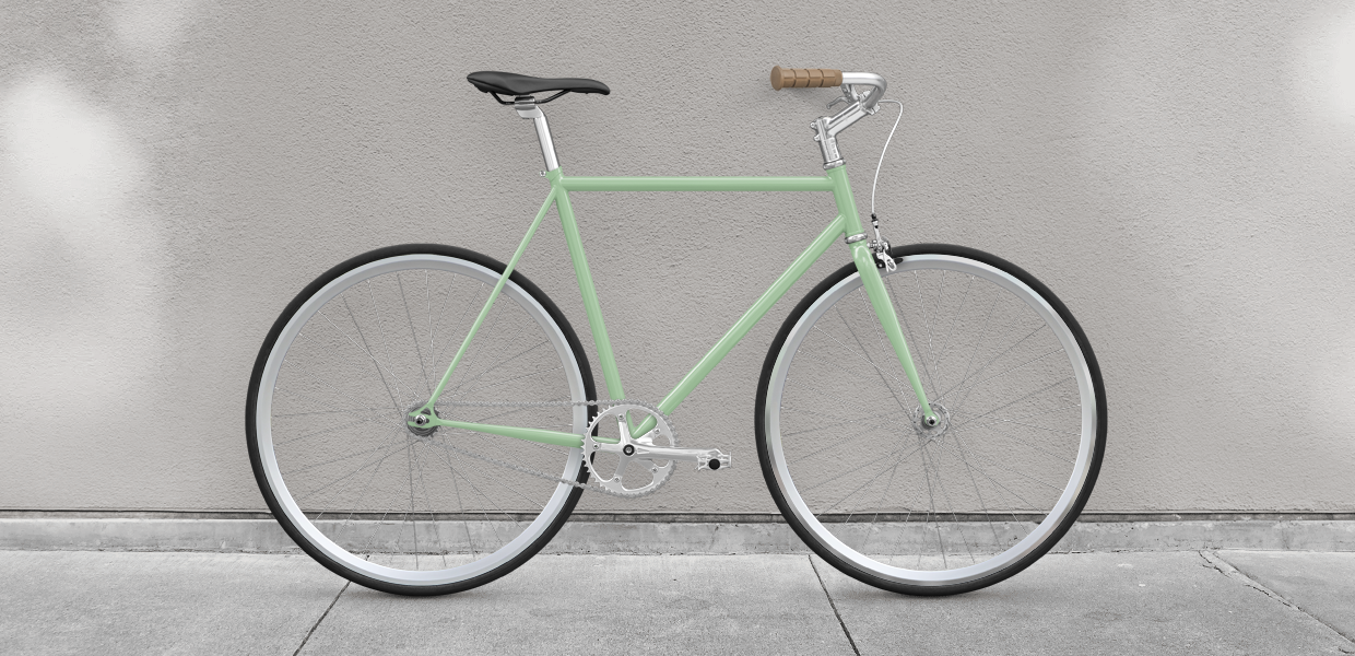 Single Speed And Multi Speed Bicycles Built One At A Time In San