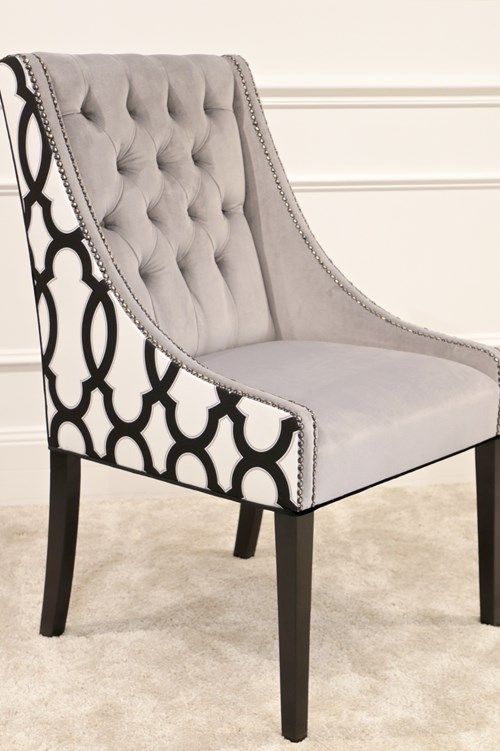 Dining Chair Arm Lounge Chesterfield Tufted Diamond Buttoning Custom Made Upholstery Australia Melbourne