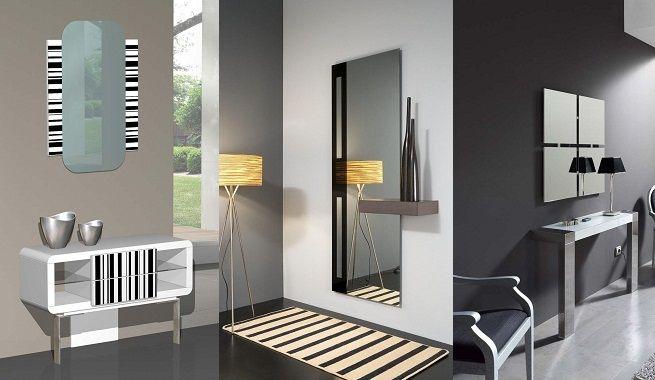 Decorar un recibidor de estilo moderno home decor decor for Moderno furniture