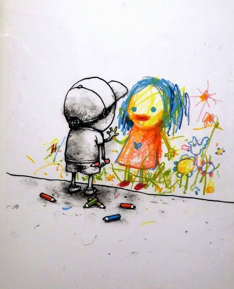 Descubre el arte urbano de Dran: el Banksy francés