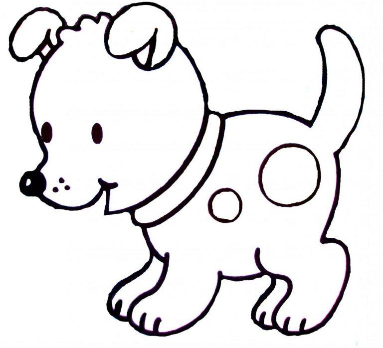 Dibujos De Perros Para Colorear Los Mas Lindos De Internet 2019 Dibujos De Perros Perros Para Dibujar Faciles Dibujos Faciles De Perros