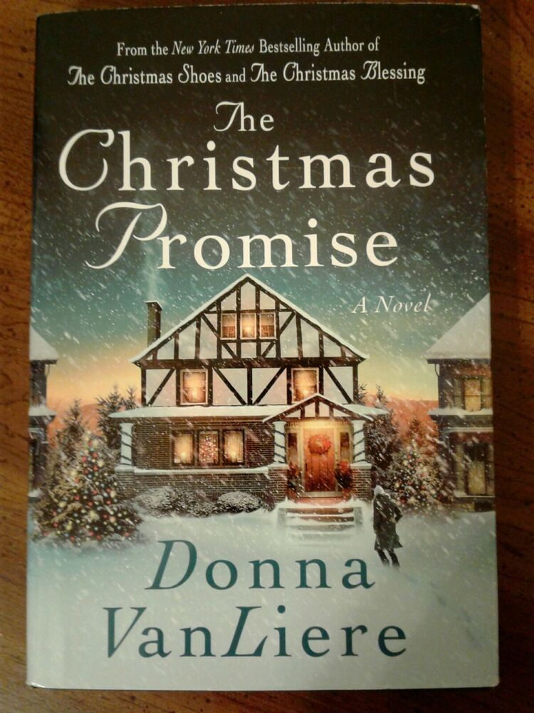 The Christmas Promise Book.The Christmas Promise Donna Vanliere 2007 Hardcover Family