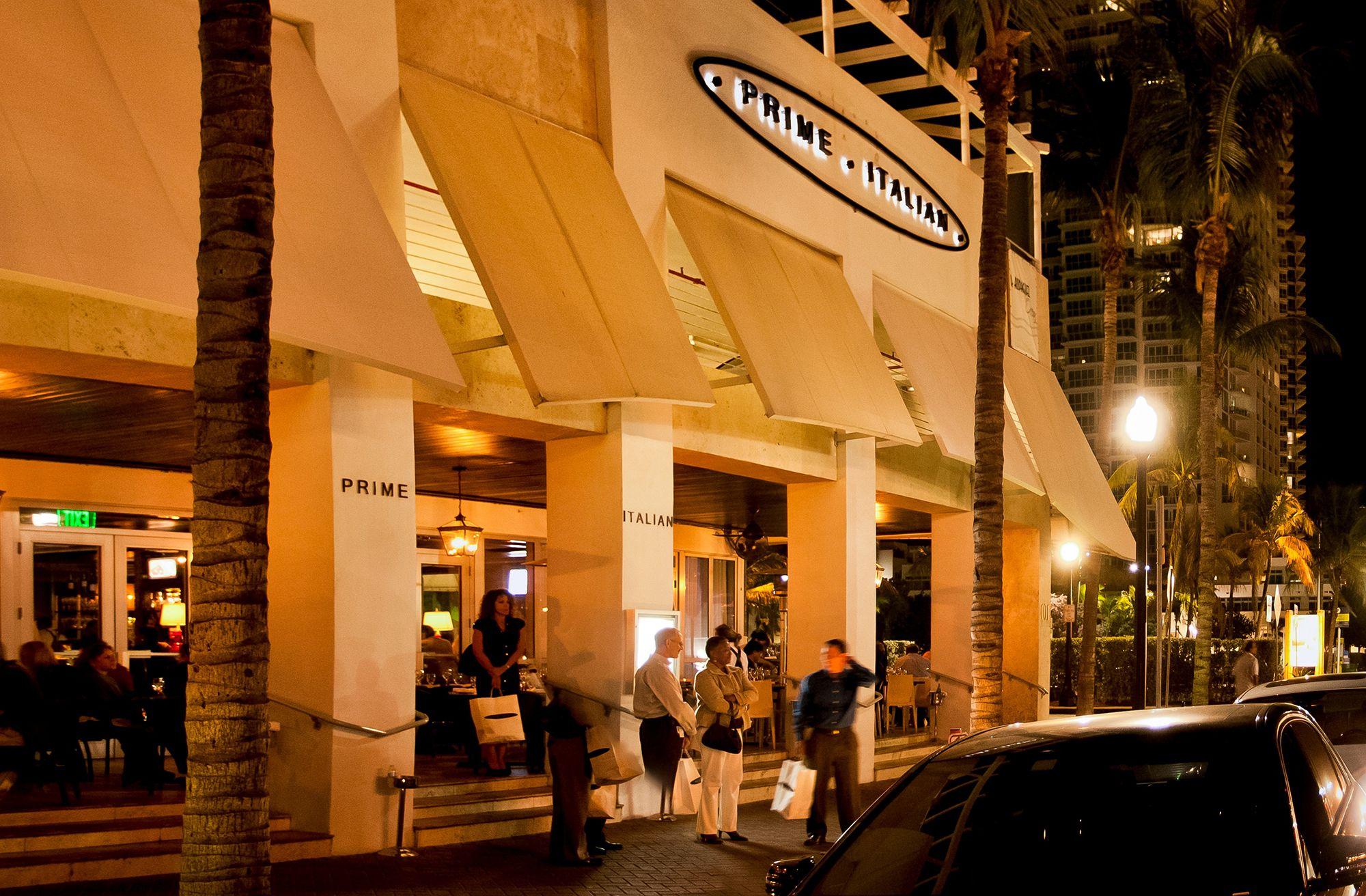 Prime Italian In South Beach Miami Beach