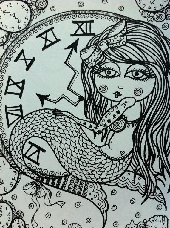 Pin de Patricia Iannone en Ilustraciones - Chubby Mermaid ...