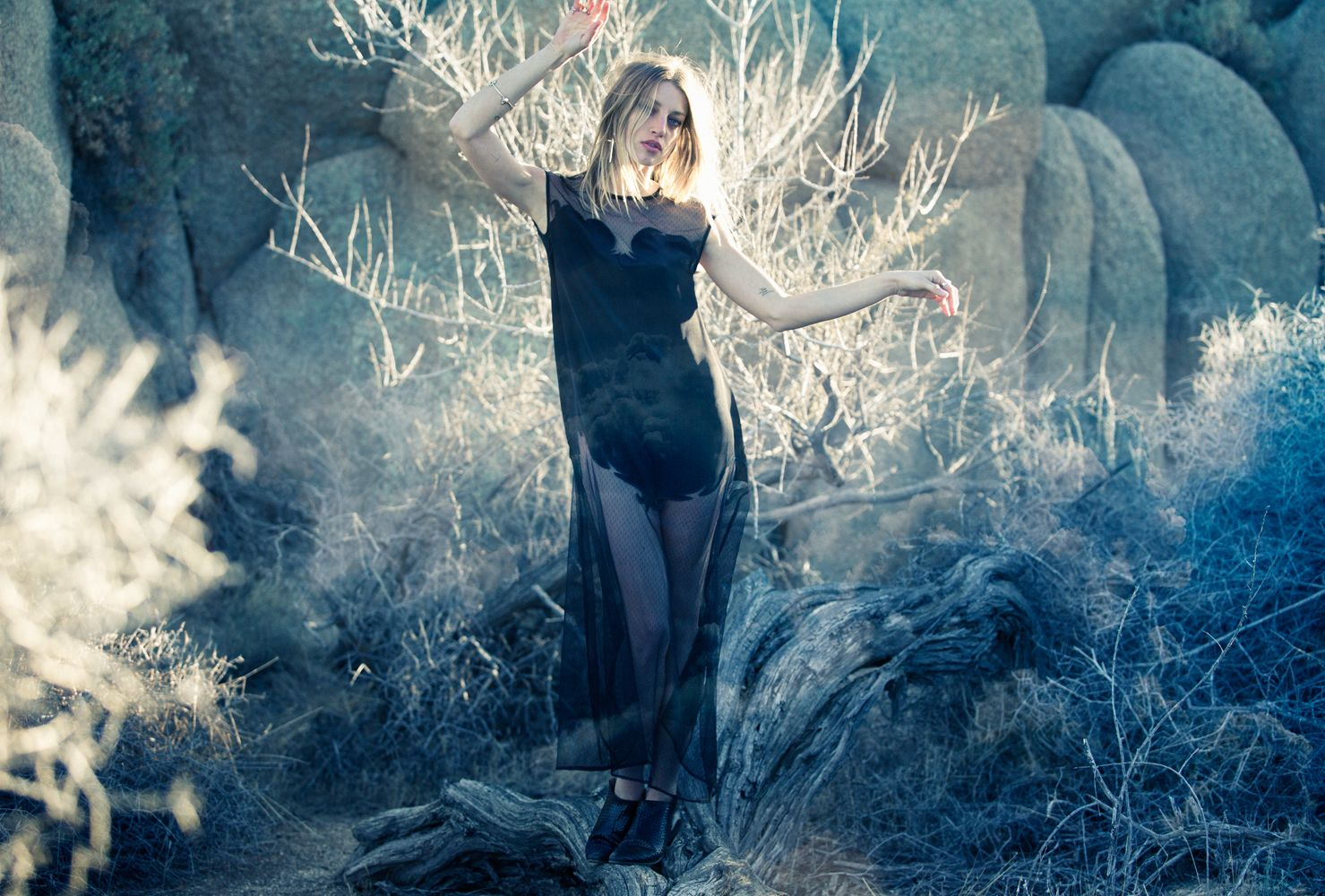 Dark Side of the Moon | Lookbook | Bona Drag Boutique