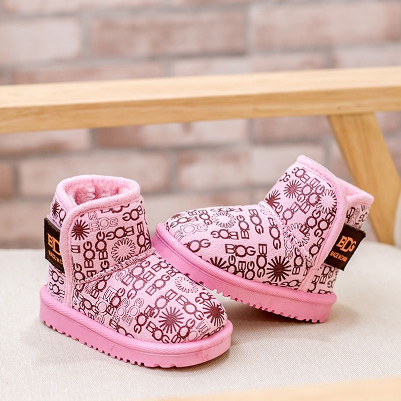 5b6359dee47c Hot Winter Boys girls Boots Girls Boots Children Boots Girls Pink Boots  Winter Girl Shoes Age for 2-5 years old children  Affiliate