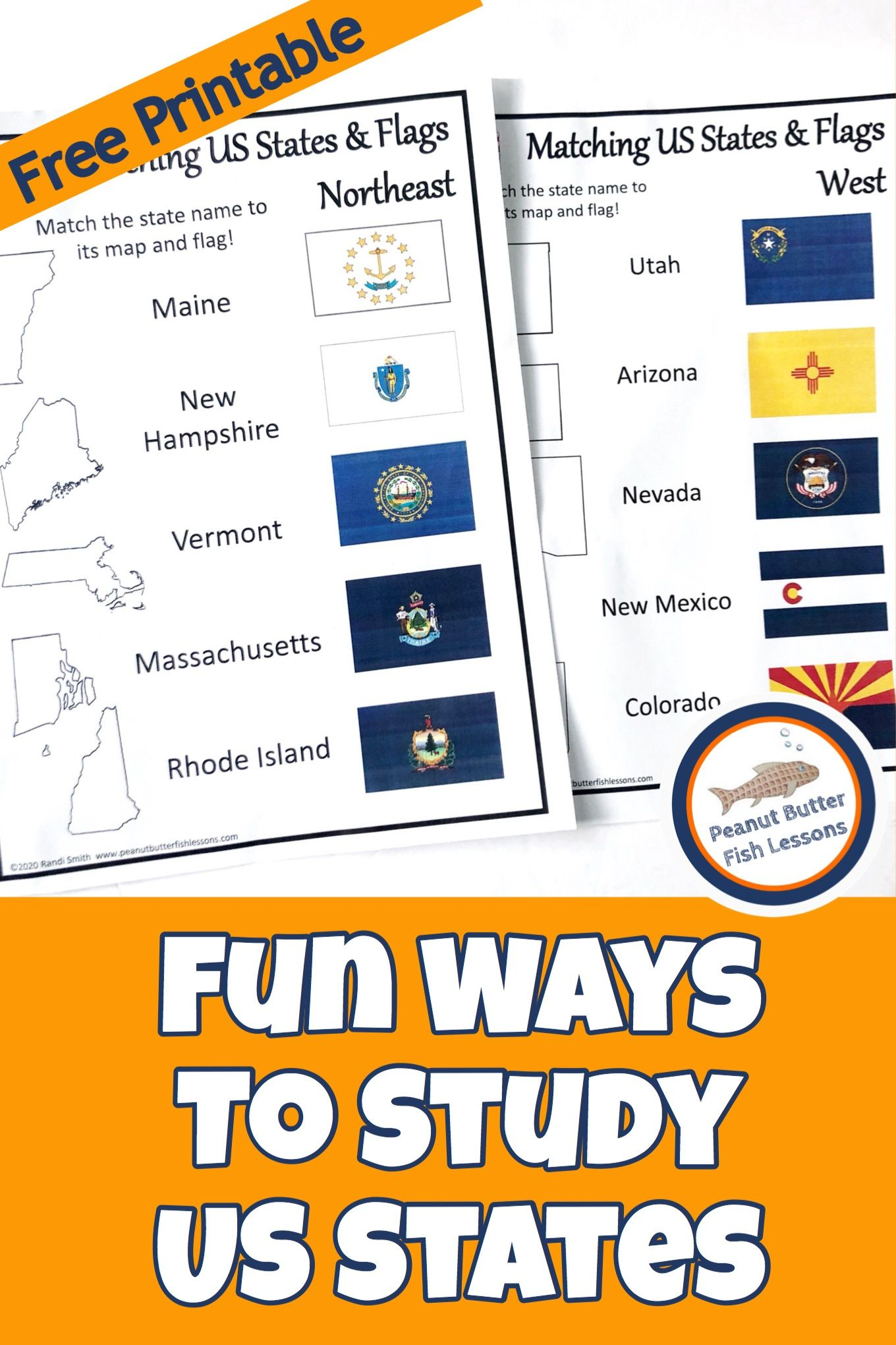 Fun And Simple Ways To Learn The 50 Us States