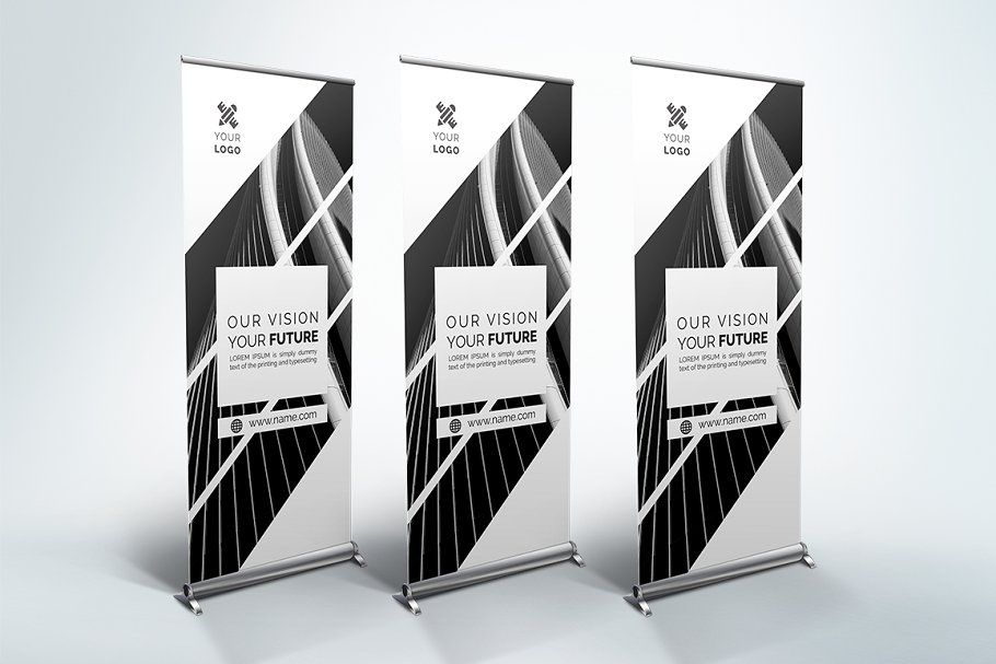 Business Rollup Banner - nex , #sponsored, #perfect#alternative#Business#Roll #a...