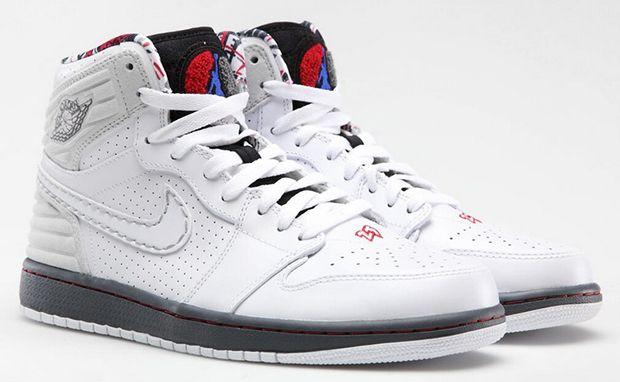 """be833ba0bcd264 Air Jordan 1  93 """"Bugs Bunny"""""""