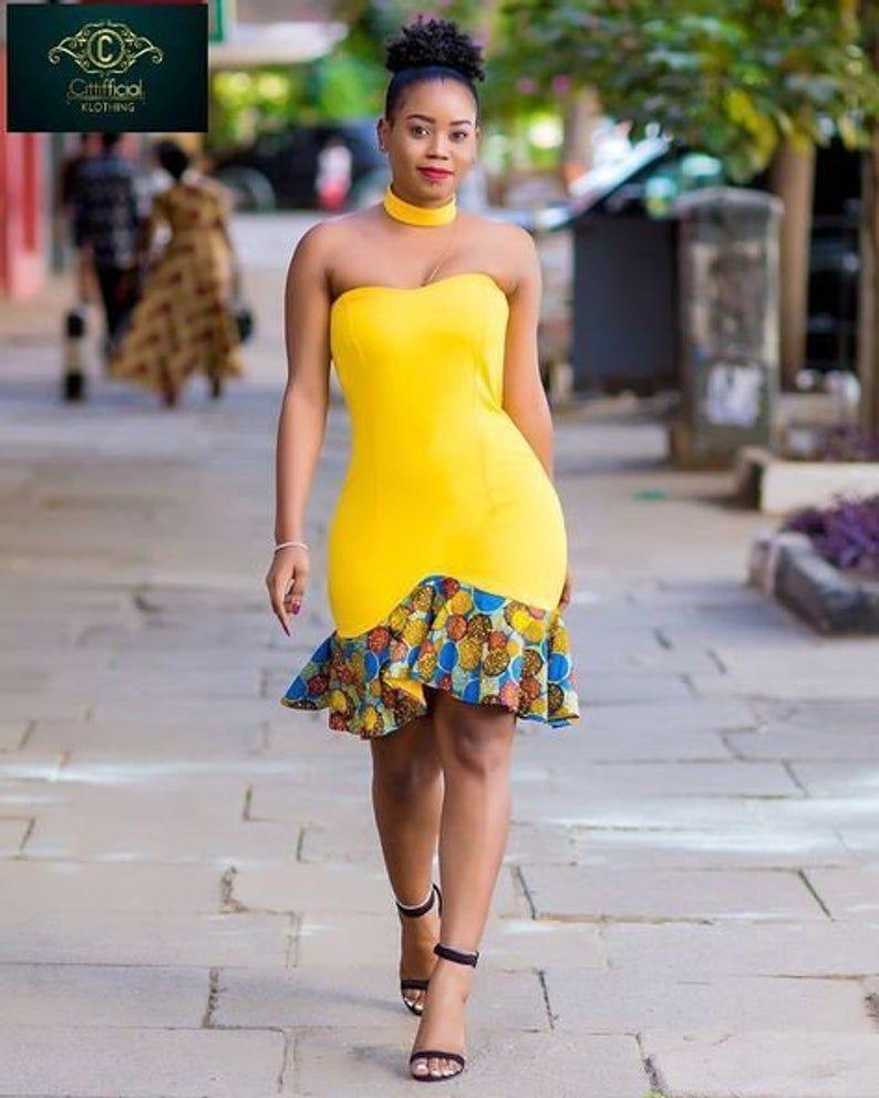 Mishono Ya Vitambaa 2019 For Black Women