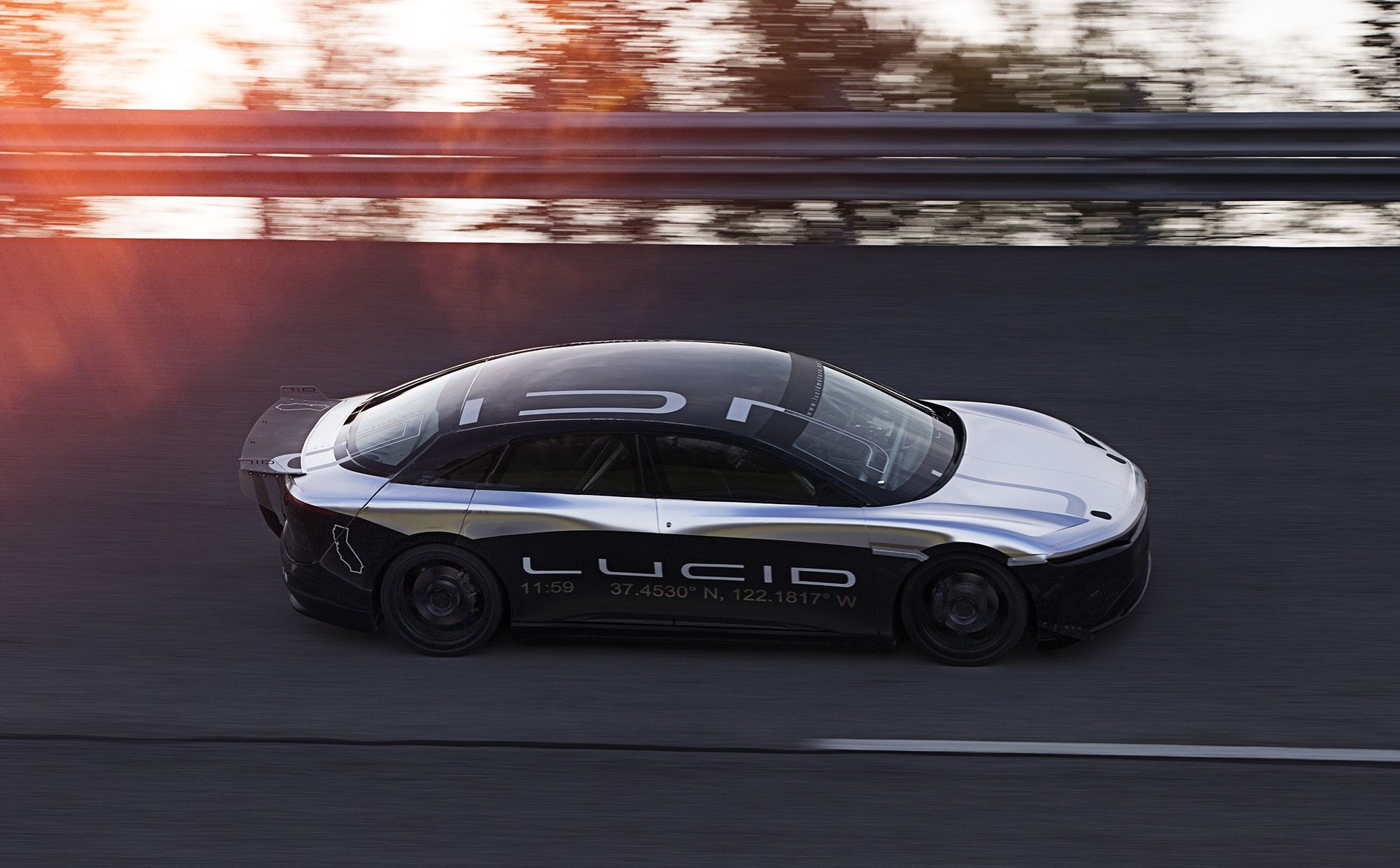 The Autonomous Ready Lucid Air Will Be Available With Up To