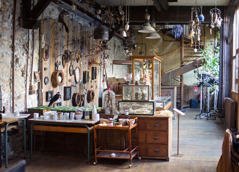 Le Comptoir General Paris Fresh Ptoir Paris Restaurant Edfos Design House Paris Restaurants Paris Paris Photos
