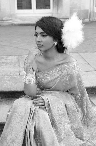 Vintage 1920 S Baby Indian Saree Vintage Bollywood