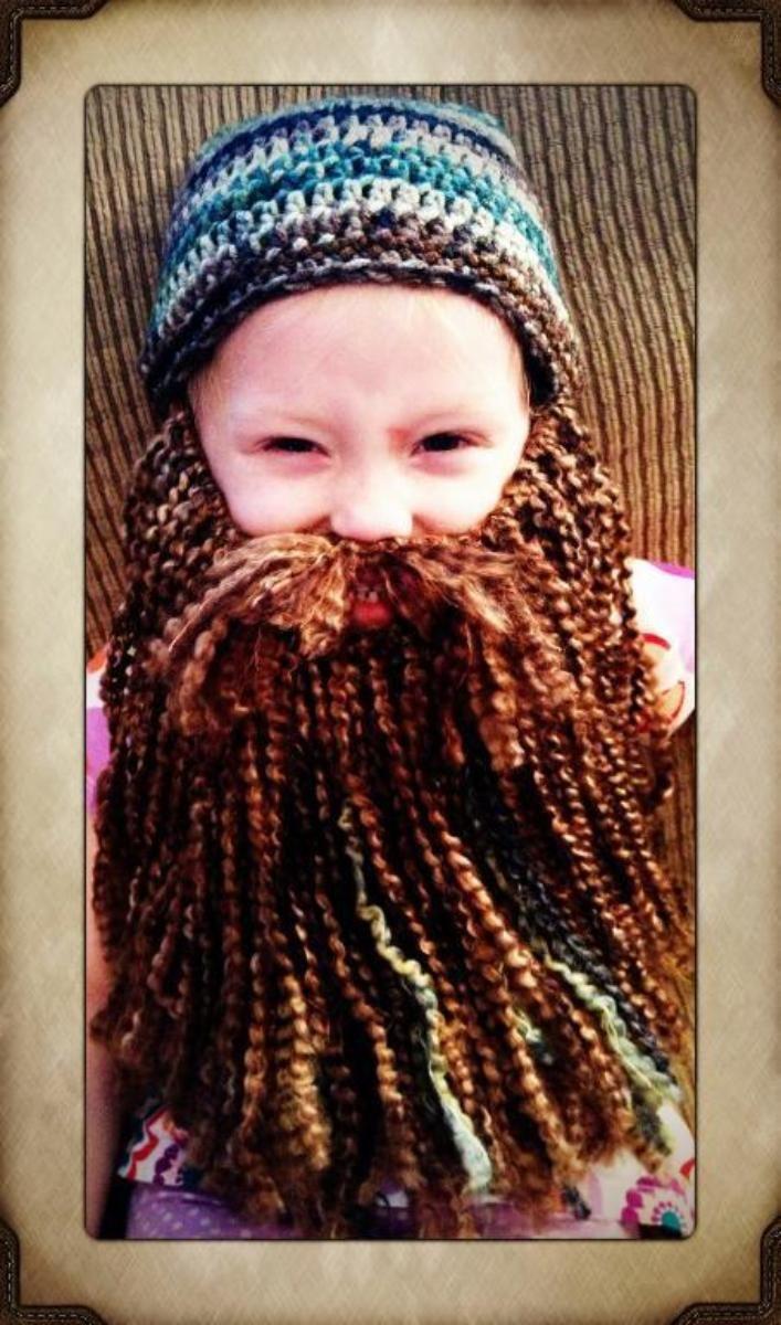 624fd0b0b42 Duck Dynasty Beard and Hat Pattern