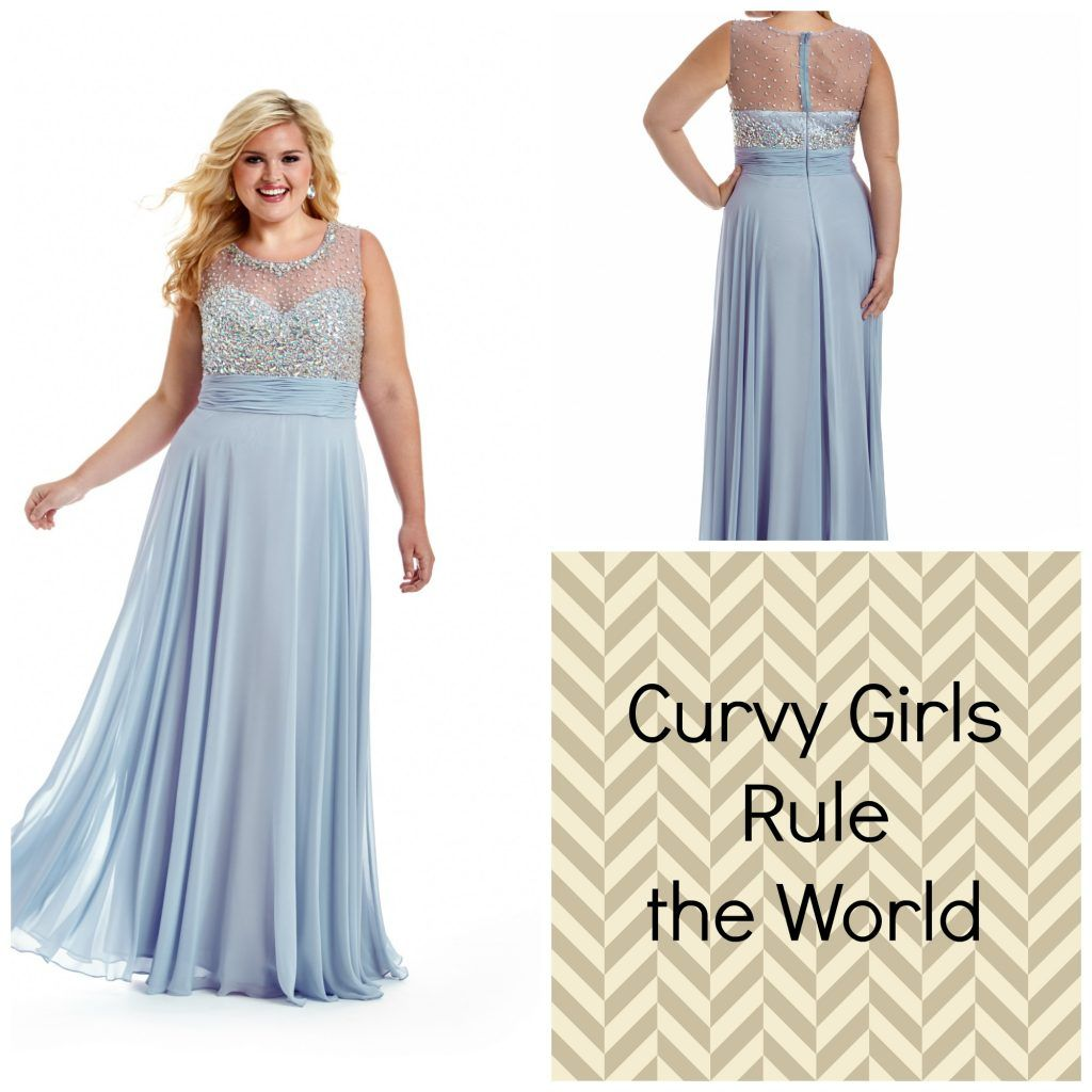 Vintage Wedding Dresses Knoxville Tn: Curvy Girl Collage 3