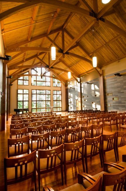 The Wilkes Family Chapel Concord University Point In Athens WV