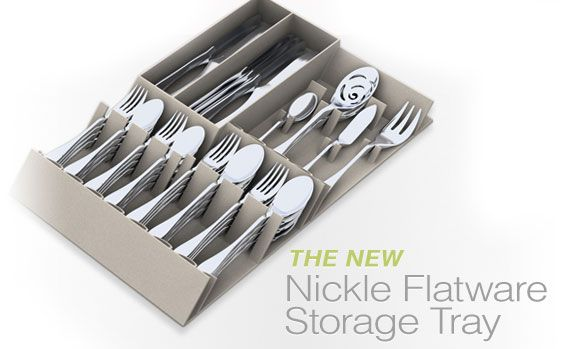 49 99 Knork Flatware Storage Tray
