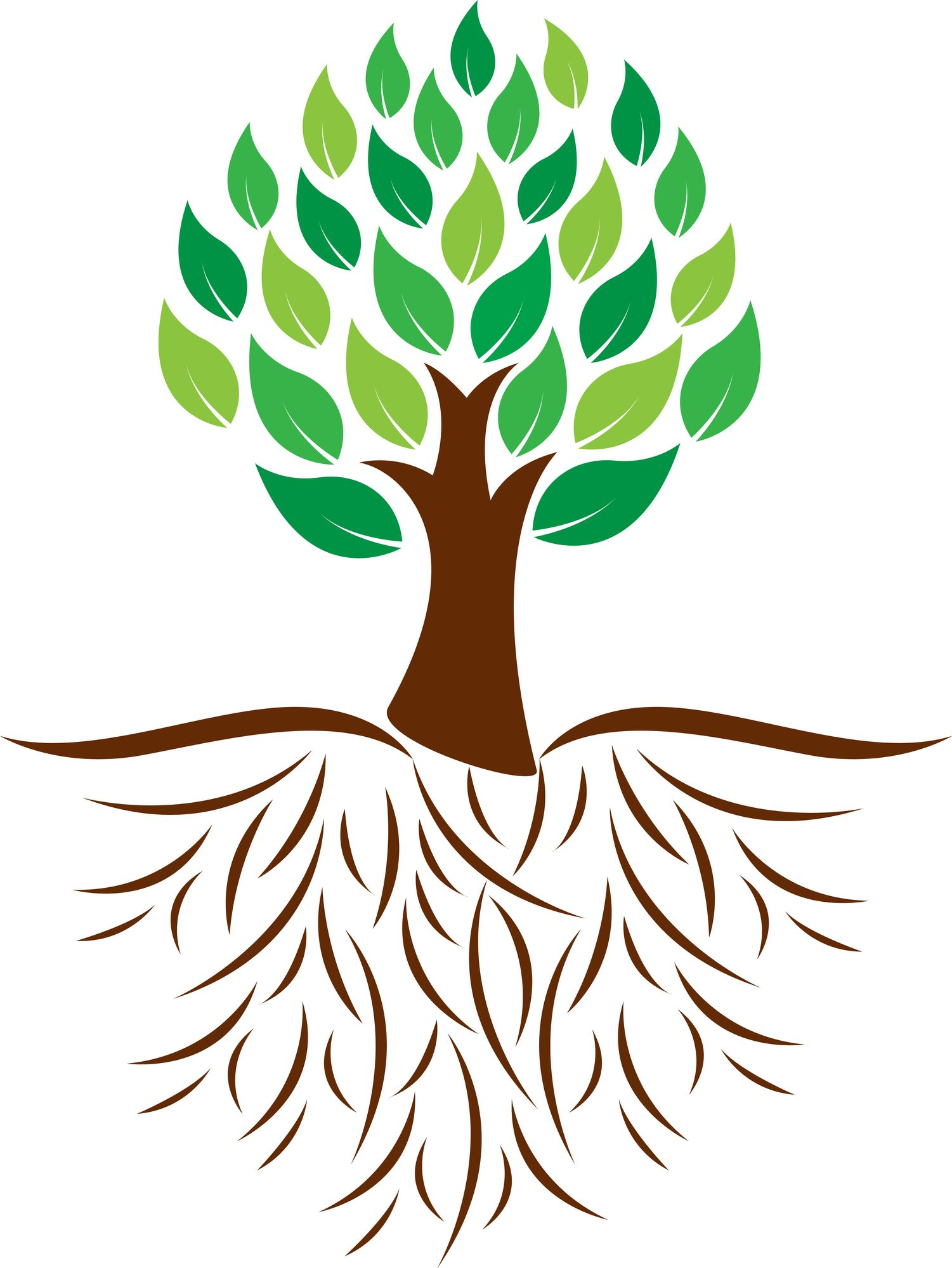 the cove community friday s essay leaves and roots christian rh pinterest com clipart tree with roots and leaves clipart family tree with roots