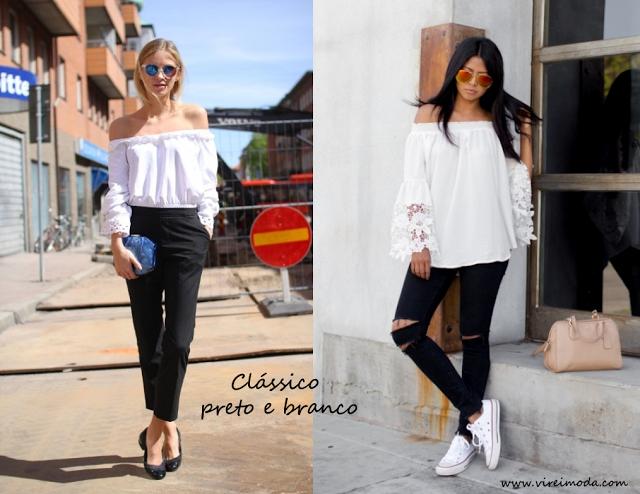 Blog Virei Moda: Trend Verão 2016 - Ombros à mostra!
