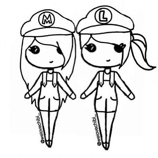 Form 82 Chibi Girl Drawings Drawings Of Friends Best Friend Drawings