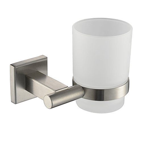 Angle Simple Ga8205 Wall Mounted Toothbrush Holder Brushed Steel Http