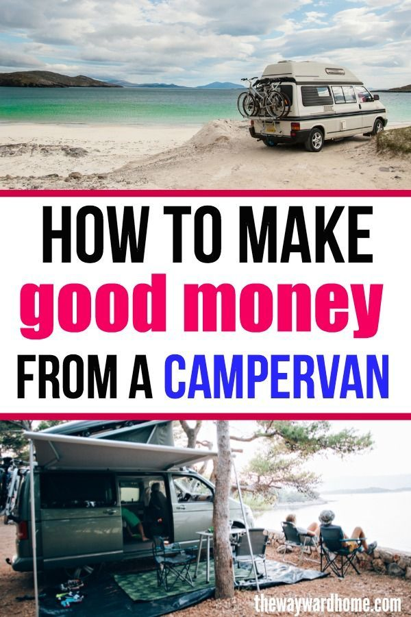 Photo of 40+ van life jobs to make money from your campervan or RV