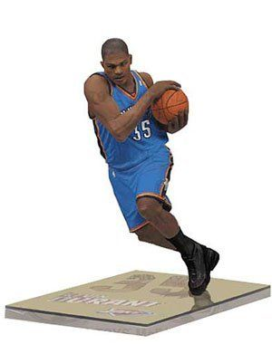 39a68cfdfb16 McFarlane Toys NBA Series 18 - Kevin Durant Action Figure by McFarlane Toys.   39.99.