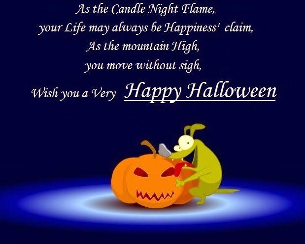 Happy halloween wishes messages halloween pinterest happy happy halloween wishes messages m4hsunfo