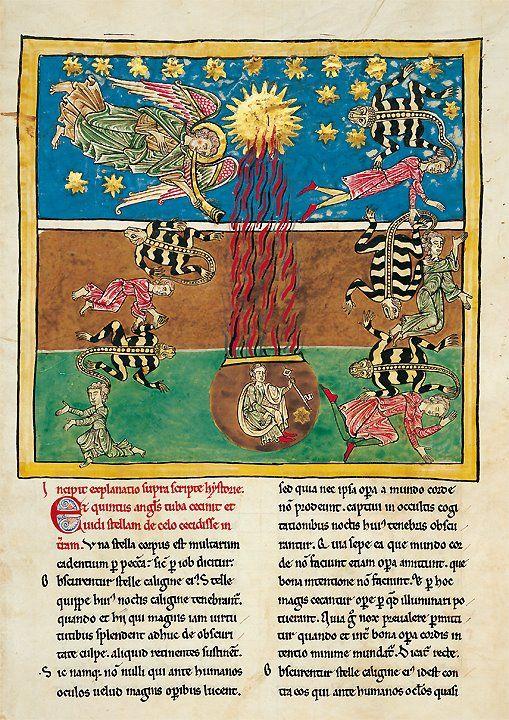 Beato de Liébana, códice de San Pedro de Cardeña. MET, New York