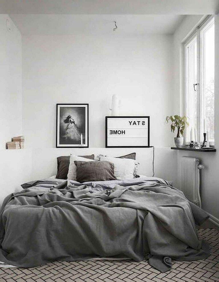 59 Best Minimalist Bedroom Ideas Decoration Minimalist Bedroom Color Minimalist Room Simple Bedroom New minimalist bedroom sliding door